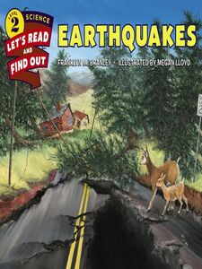 Ebook in inglese Earthquakes Branley, Dr. Franklyn M.