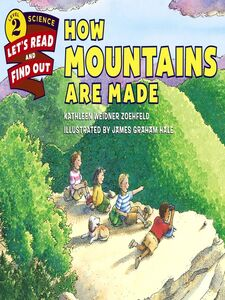 Ebook in inglese How Mountains Are Made Zoehfeld, Kathleen Weidner
