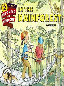 Ebook in inglese In the Rainforest Duke, Kate