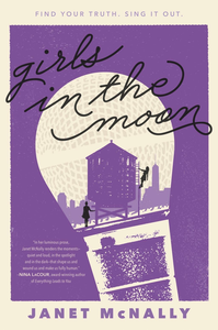 Ebook in inglese Girls in the Moon McNally, Janet