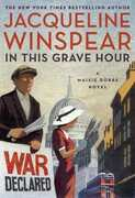 Libro in inglese In This Grave Hour Jacqueline Winspear