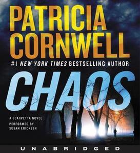 Chaos - Patricia Cornwell - cover