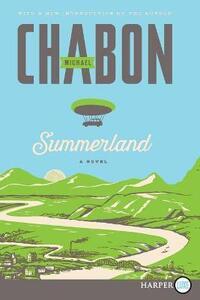 Summerland - Michael Chabon - cover