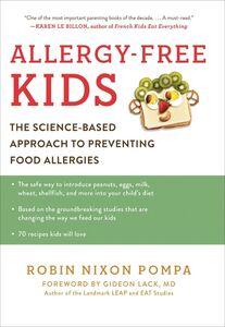 Ebook in inglese Allergy Free Kids Pompa, Robin Nixon