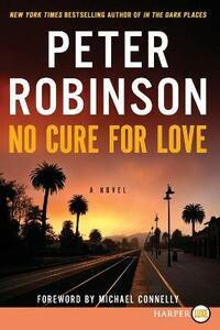 No Cure for Love - Peter Robinson - cover
