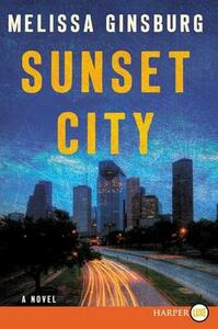 Sunset City - Melissa Ginsburg - cover