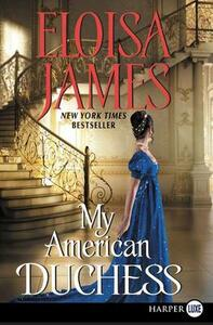 My American Duchess - Eloisa James - cover