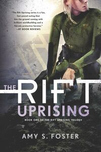 Ebook in inglese The Rift Uprising Foster, Amy S.