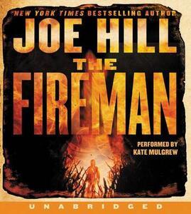 The Fireman - Joe Hill - cover