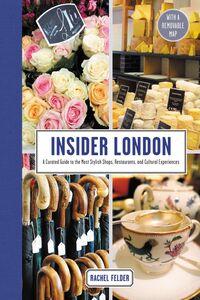 Ebook in inglese Insider London Felder, Rachel