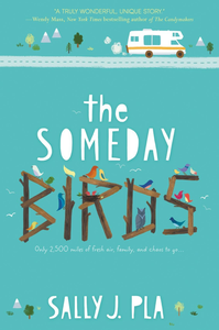 Ebook in inglese The Someday Birds Pla, Sally J.
