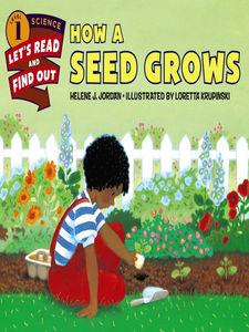 Ebook in inglese How a Seed Grows Jordan, Helene J.