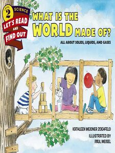 Ebook in inglese What Is the World Made Of? Zoehfeld, Kathleen Weidner