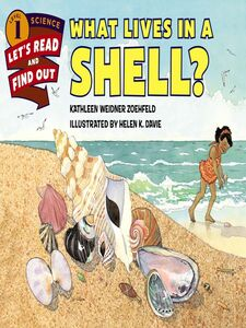 Ebook in inglese What Lives in a Shell? Zoehfeld, Kathleen Weidner