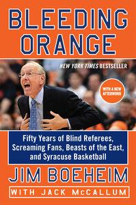 Foto Cover di Bleeding Orange, Ebook inglese di Jim Boeheim,Jack McCallum, edito da HarperCollins