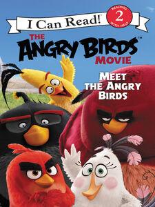 Foto Cover di Angry Birds ICR #1, Ebook inglese di Chris Cerasi, edito da HarperCollins