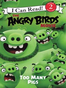 Foto Cover di Angry Birds ICR #2, Ebook inglese di Chris Cerasi, edito da HarperCollins