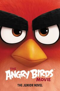 Foto Cover di The Angry Birds Movie: The Junior Novel, Ebook inglese di Chris Cerasi, edito da HarperCollins