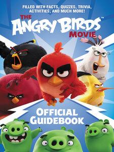 Foto Cover di The Angry Birds Movie Official Guidebook, Ebook inglese di Chris Cerasi, edito da HarperCollins