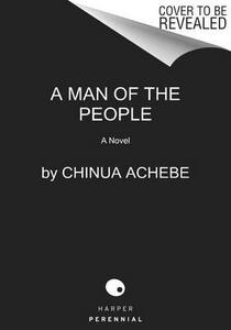 A Man of the People - Chinua Achebe - cover