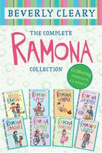 Foto Cover di The Complete Ramona Collection, Ebook inglese di Beverly Cleary,Jacqueline Rogers, edito da HarperCollins