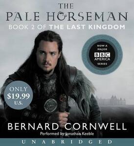 The Pale Horseman Low Price CD - Bernard Cornwell - cover