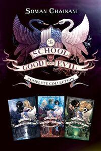 Foto Cover di School for Good and Evil Complete Collection, Ebook inglese di Soman Chainani,Iacopo Bruno, edito da HarperCollins