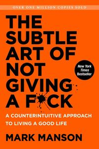 Ebook in inglese The Subtle Art of Not Giving a F*ck Manson, Mark