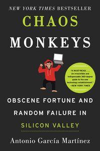 Ebook in inglese Chaos Monkeys Garcia Martinez, Antonio