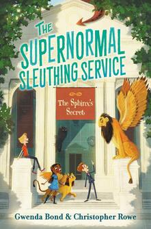 Supernormal Sleuthing Service #2: The Sphinx's Secret