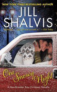 Ebook in inglese One Snowy Night Shalvis, Jill