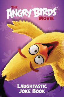 Angry Birds Movie: Laughtastic Joke Book