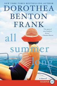 All Summer Long - Dorothea Benton Frank - cover