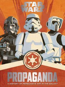 Ebook in inglese Star Wars Propaganda Hidalgo, Pablo