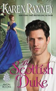 Foto Cover di The Scottish Duke, Ebook inglese di Karen Ranney, edito da HarperCollins