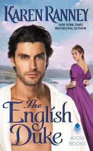 Foto Cover di The English Duke, Ebook inglese di Karen Ranney, edito da HarperCollins