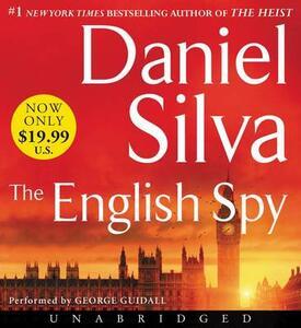 The English Spy [Unabridged CD] - Daniel Silva - cover