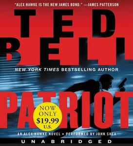 Patriot [Unabridged CD] - Ted Bell - cover