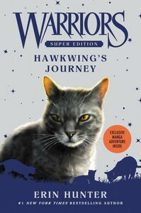 Ebook in inglese Hawkwing's Journey Hunter, Erin