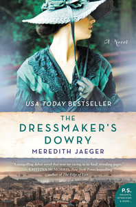 Ebook in inglese The Dressmaker's Dowry Jaeger, Meredith
