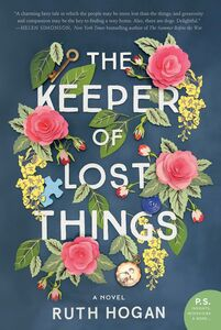 Ebook in inglese The Keeper of Lost Things Hogan, Ruth