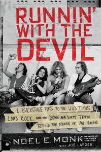 Ebook in inglese Runnin' with the Devil Layden, Joe , Monk, Noel