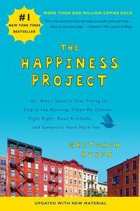 Foto Cover di The Happiness Project, Ebook inglese di Gretchen Rubin, edito da HarperCollins