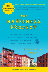 Ebook in inglese The Happiness Project Rubin, Gretchen