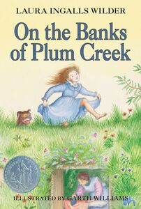 Ebook in inglese On the Banks of Plum Creek Wilder, Laura Ingalls