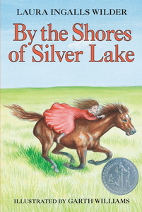 Ebook in inglese By the Shores of Silver Lake Wilder, Laura Ingalls