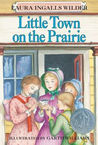 Ebook in inglese Little Town on the Prairie Wilder, Laura Ingalls
