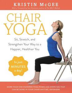 Ebook in inglese Chair Yoga McGee, Kristin