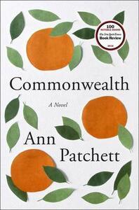 Commonwealth - Ann Patchett - cover