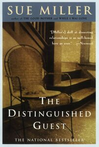Ebook in inglese The Distinguished Guest Miller, Sue